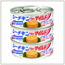 シーチキンNEWマイルド 268円