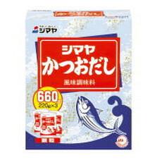 かつおだし顆粒 297円(税抜)