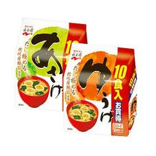 生みそ汁(あさげ・ゆうげ) 157円(税抜)