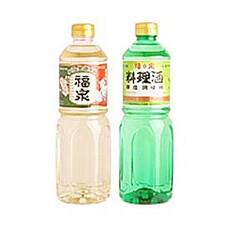 みりん風調味料・料理酒 98円