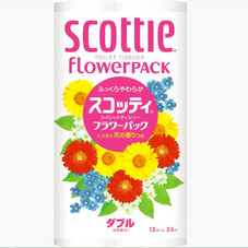 スコッティ フラワーパックW 288円(税抜)