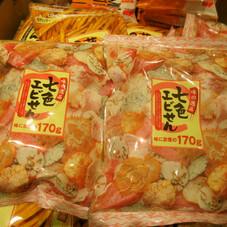 味の逸品7色エビせん 198円(税抜)