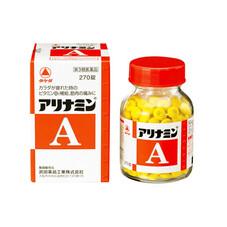 アリナミンA 3,600円(税抜)