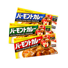 バーモンドカレー 各種 187円(税抜)
