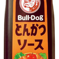 ブルドッグソース 168円(税抜)
