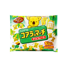 コアラのマーチ シェアパック 197円(税抜)