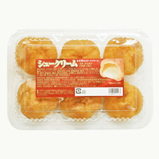 シュークリーム 89円(税抜)