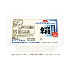 国産大豆 絹豆腐 78円(税抜)