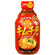 キムチ鍋の素 138円(税抜)