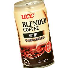 ブレンド缶コーヒー微糖 980円(税抜)
