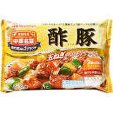 中華名菜 酢豚の具 248円(税抜)