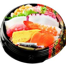 水曜限定海鮮丼 500円(税抜)