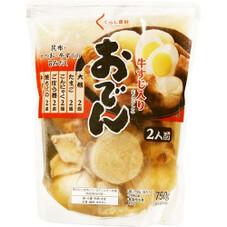 おでん 358円(税抜)