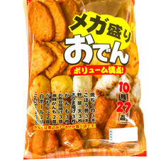 メガ盛りおでん袋 377円(税抜)
