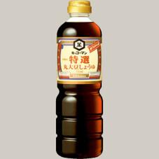 特選丸大豆しょうゆ 258円(税抜)