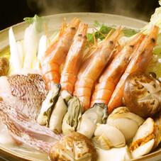 海鮮鍋セット 970円(税抜)