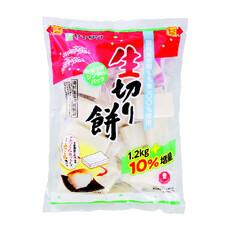 生切り餅増量 798円(税抜)