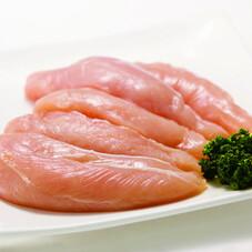 鶏肉ササミ 298円(税抜)