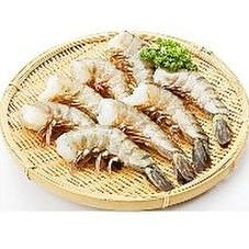 無頭えびブラックタイガー(養殖・解凍) 580円(税抜)