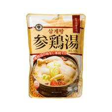参鶏湯 780円(税抜)