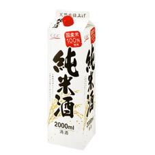 純米酒パック 897円(税抜)