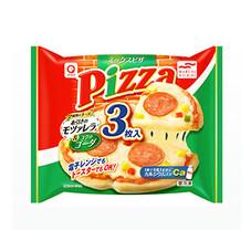 レンジミックスピザ 257円(税抜)