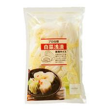 徳用白菜浅漬 268円(税抜)
