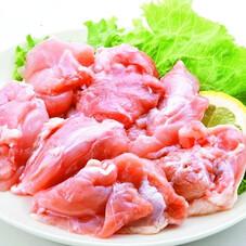 鶏モモ切身 138円(税抜)