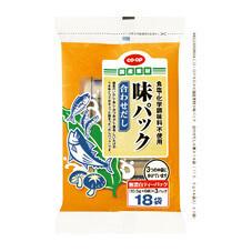 味パック合わせだし 278円(税抜)
