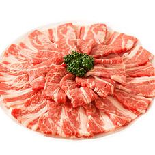 牛バラカルビ(焼肉用)※解凍 158円(税抜)