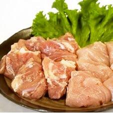 若鶏モモ角切り 98円(税抜)