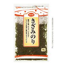 きざみのり 198円(税抜)