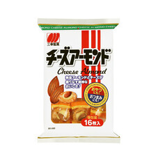 チーズアーモンド 127円(税抜)