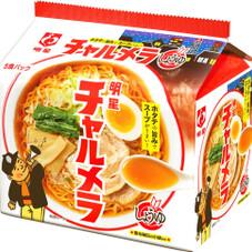 チャルメラ しょうゆ 258円(税抜)