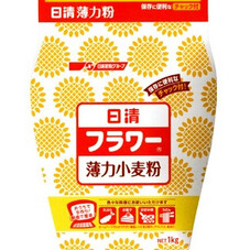 小麦粉フラワー 198円(税抜)