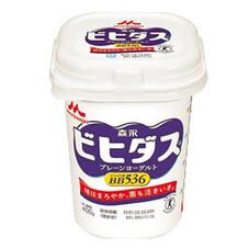 ビヒダスBB536ヨーグルト 115円(税抜)