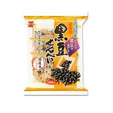 岩塚の黒豆せんべい 127円(税抜)