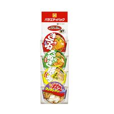 マルちゃんバラエティパック 287円(税抜)