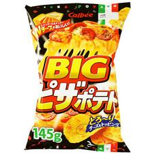 ピザポテトBIG 178円(税抜)