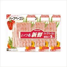 いつも新鮮ハーフベーコン 228円(税抜)