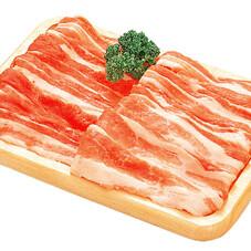 豚肉冷しゃぶ用(バラ肉) 178円(税抜)