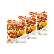 お弁当ミートボール 258円(税抜)