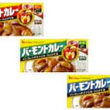 バーモンドカレー 198円(税抜)