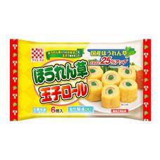 ほうれん草玉子ロール 177円(税抜)