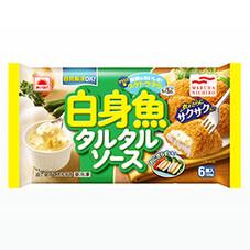 白身魚タルタルソース 157円(税抜)