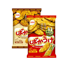 ばかうけ 各種 127円(税抜)
