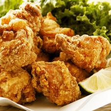 鶏の唐揚げ 137円(税抜)