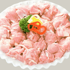 国産若鶏モモ角切唐揚げ用 98円(税抜)
