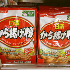 から揚げ粉 78円(税抜)