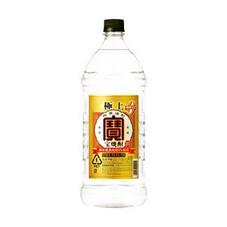 宝極上焼酎25度 2,197円(税抜)